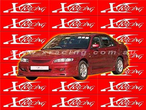 Mazda 626 (1996-1999)