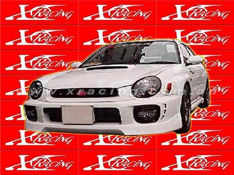 Subaru Impreza Wagon (1992-1999)