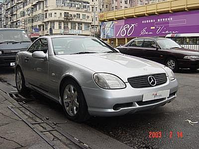 Mercedes - Benz SLK (1996-1999)